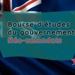 Bourse etudes Neo Zeland
