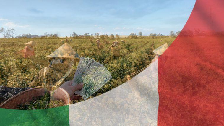 Contrat travail saisonier Italie