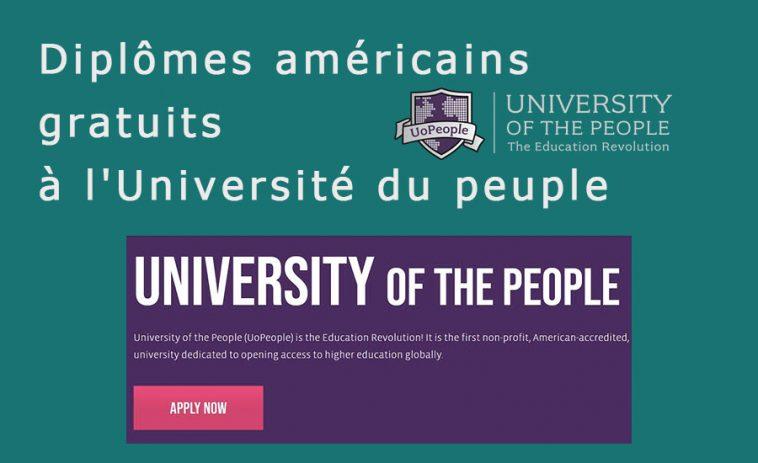 Diplomes gratuits USA