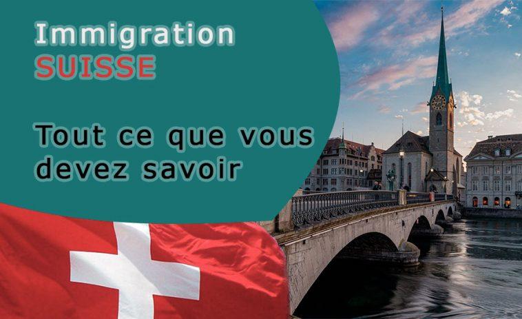 Immigration SUISSE 1