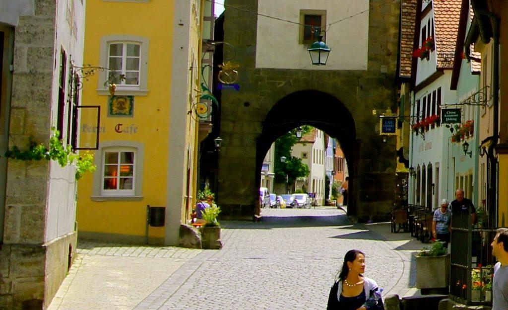 La Route romantique de Wurtzbourg