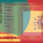 La carte de sejour catalane
