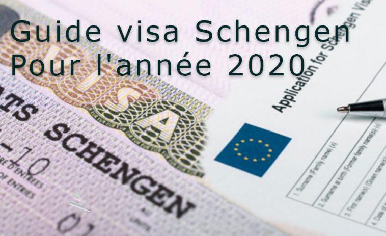 visa Schengen 2020