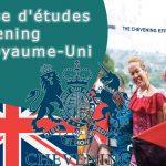 Bourse etudes Chevening du Royaume Uni