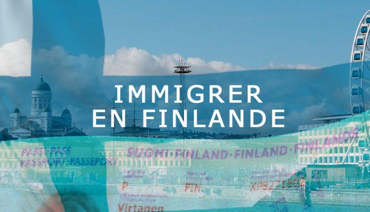 Immigrer en Finlande