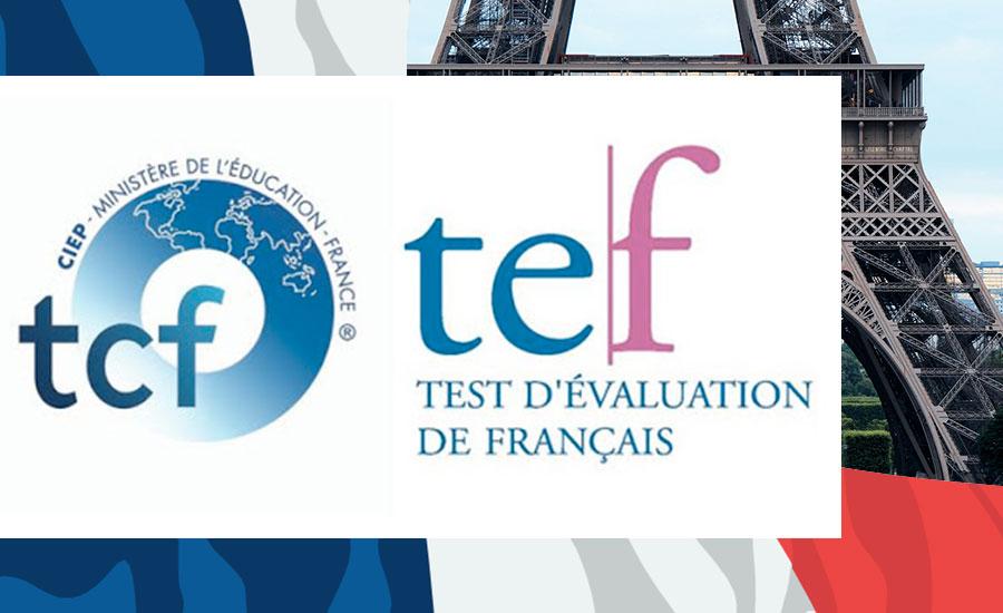 TCF TEF FRANCE